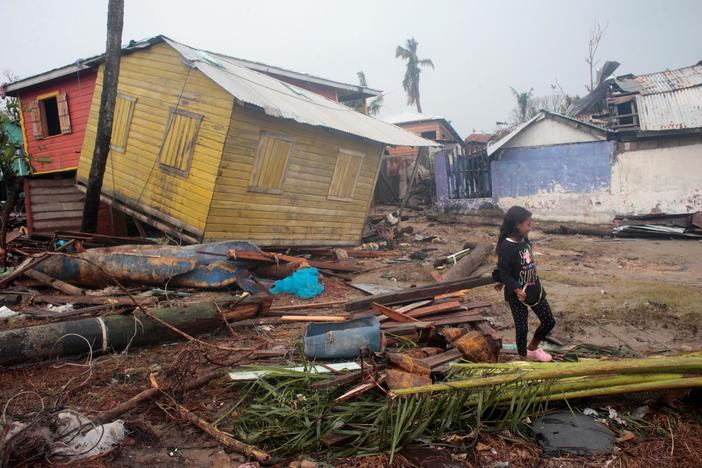 Battered by storms, Central Americans struggle to survive amid COVID-19