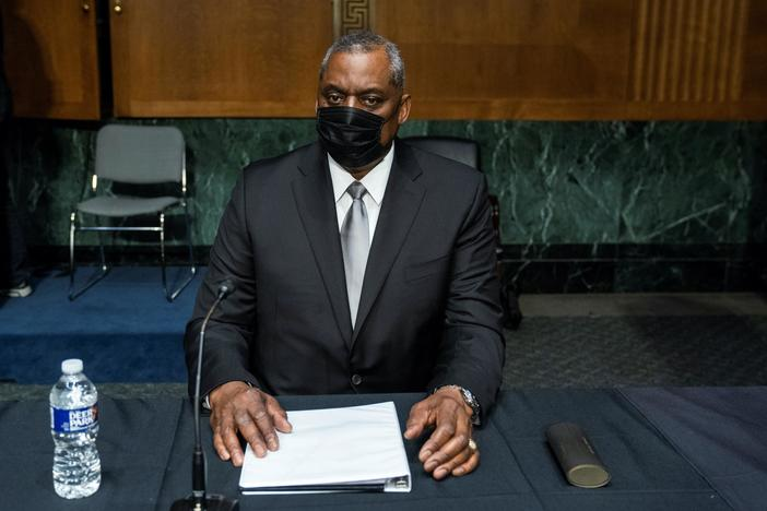 Lloyd Austin breaks 'brass ceiling' as first Black defense secretary