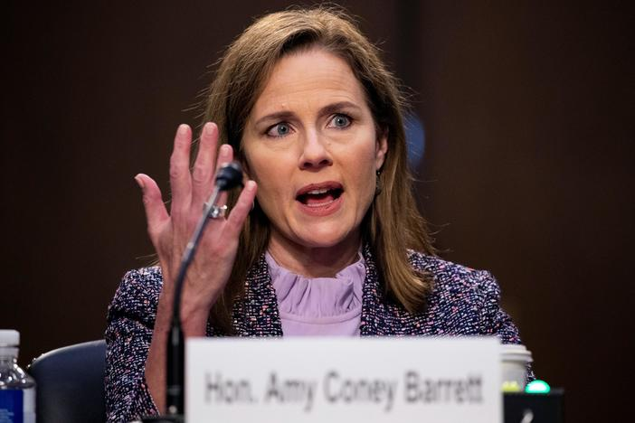 The unusual tone and timeline of Amy Coney Barrett's confirmation hearing