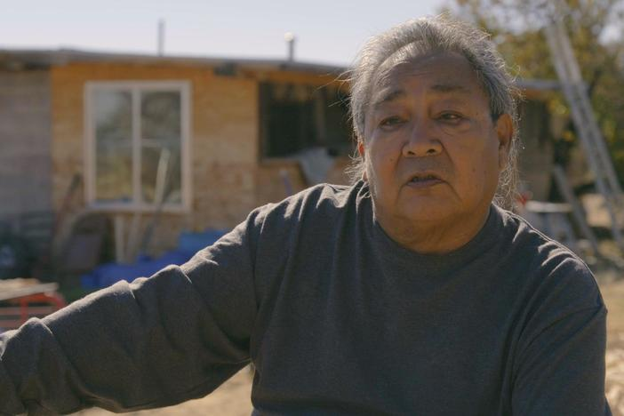 Hopi elder Leigh Kuwanwisiwma has learned many life lessons from corn.