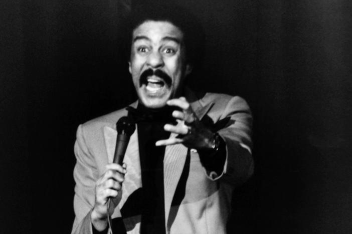 Explore Richard Pryor's impact on comedy and this generation's top comedians.