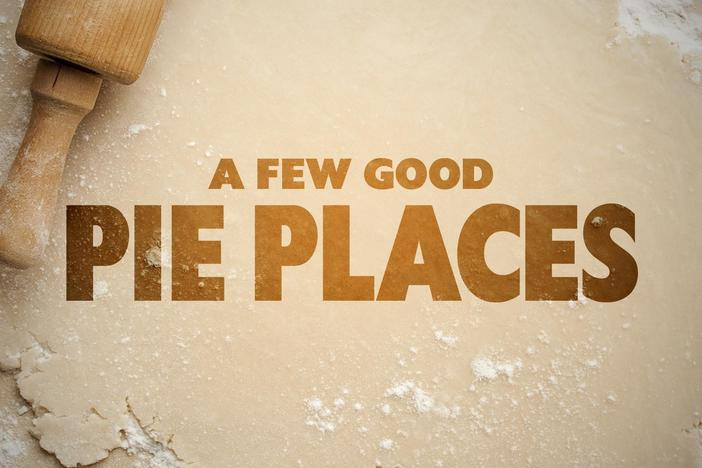 Travel across America and visit shops, restaurants and more to find a few good pies.