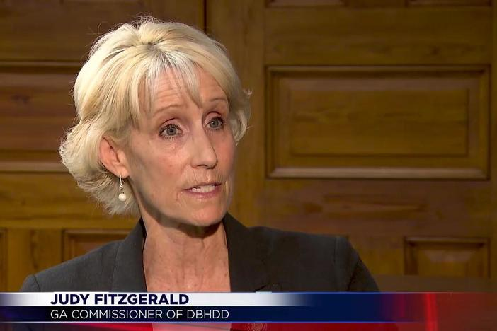 Interview with Commissioner Judy Fitzgerald.