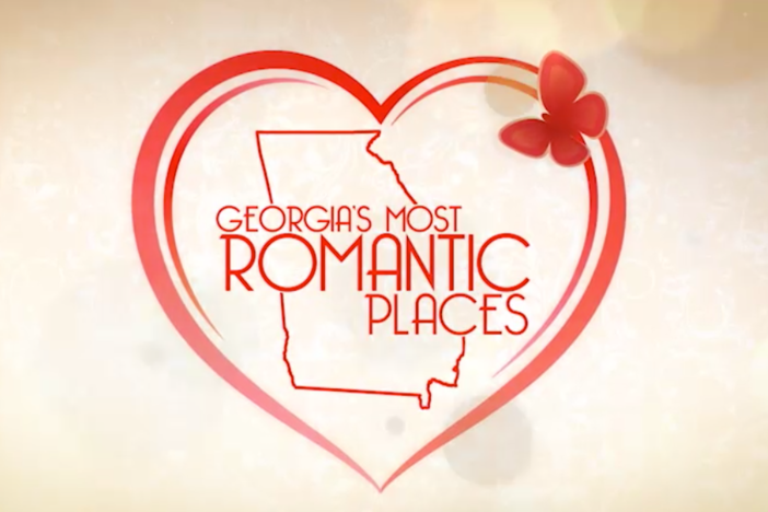 Michael Buckham-White narrates visits to eight of Georgia's most romantic places