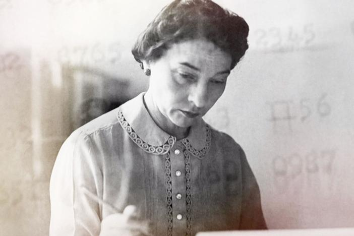 The fascinating story of the groundbreaking cryptanalyst, Elizebeth Smith Friedman.