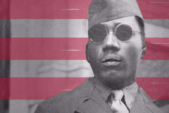 Isaac Woodard was a decorated African American WWII Veteran from South Carolina.