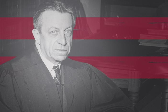 Judge Waring became an unexpected civil rights champion with rulings on pivotal cases.
