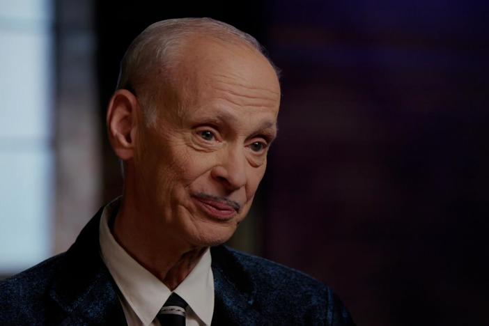 John Waters knew from an early age he wanted to work in entertainment.