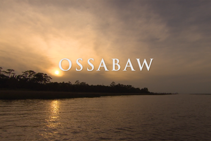 Ossabaw is a show about Georgia's third largest barrier island.