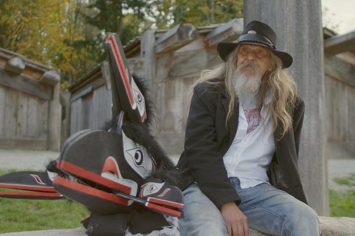 Beau Dick, the late great Kwakwaka'wakw chief and artist reflects on the power of family.