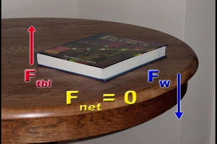 Newton's 1st and 2nd laws of motion are stated. The terms inertia and force are defined.