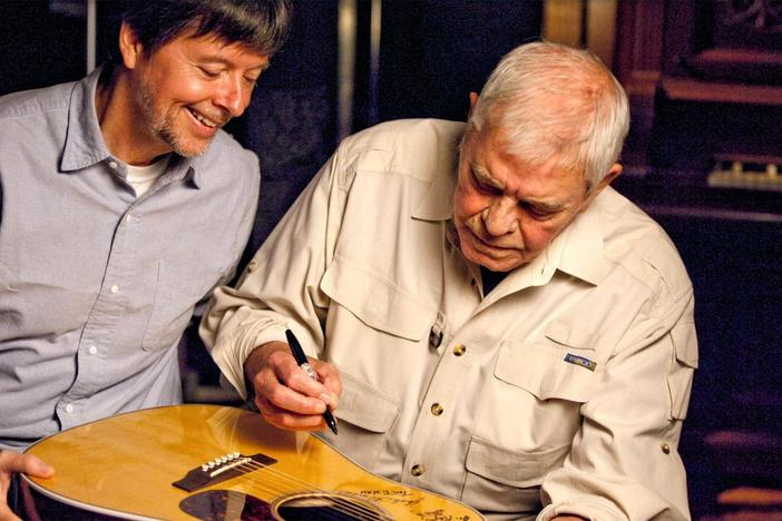 What's next for director Ken Burns? Country Music is coming this fall. #CountryMusicPBS.