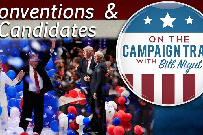 Students will learn about party conventions, and the definition of a party platform.