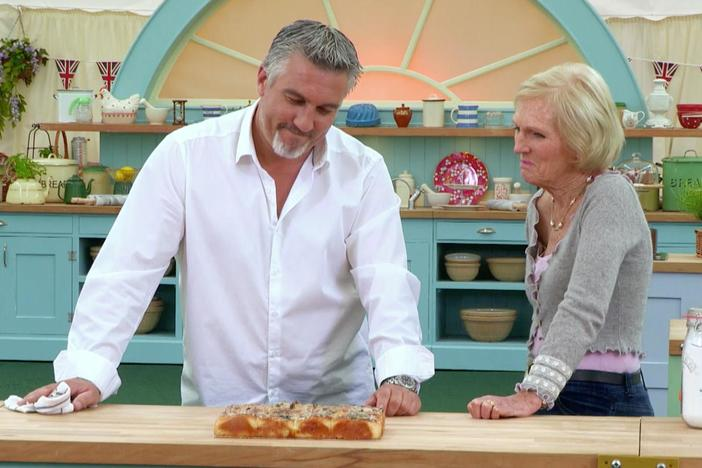 Mary Berry and Paul Hollywood show which signature bakes they would have chosen to make.