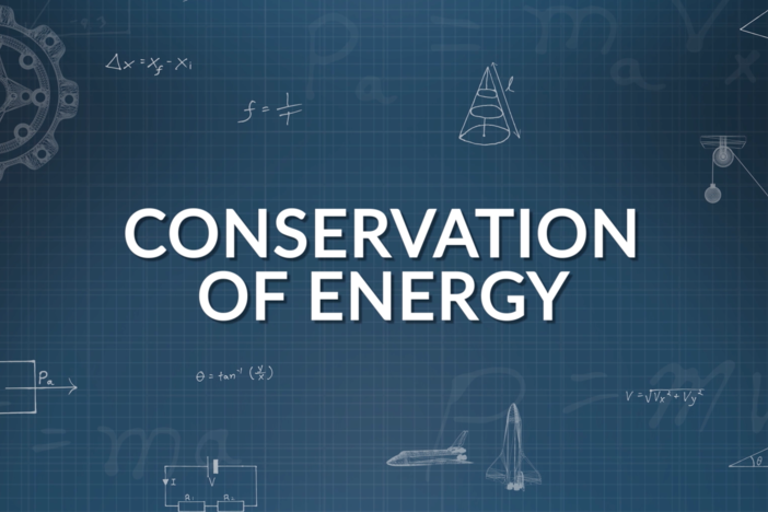 In this Closer Look segment, we explore several examples of the Conservation of Energy.