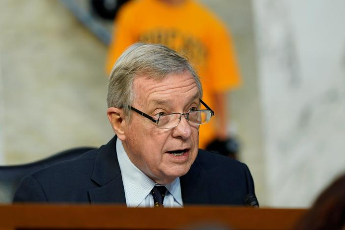 Why Durbin sees Barrett nomination as a 'big problem for America'