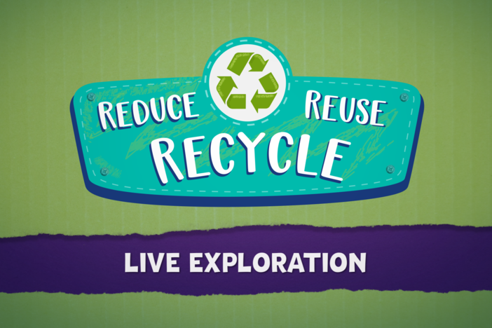 Explore Georgia's recycling industry and see how items are recycled into something new.