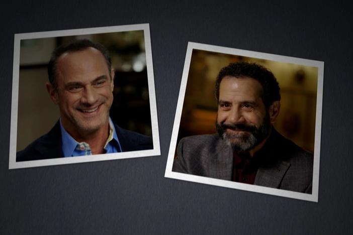 Henry Louis Gates, Jr. reveals the immigrant roots of actors Tony Shalhoub and Christopher