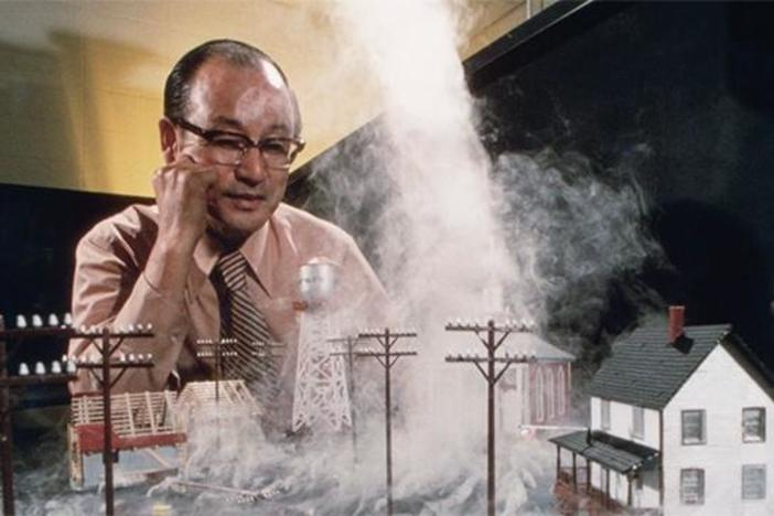 Ted Fujita's groundbreaking work in research and applied science saved thousands of lives.