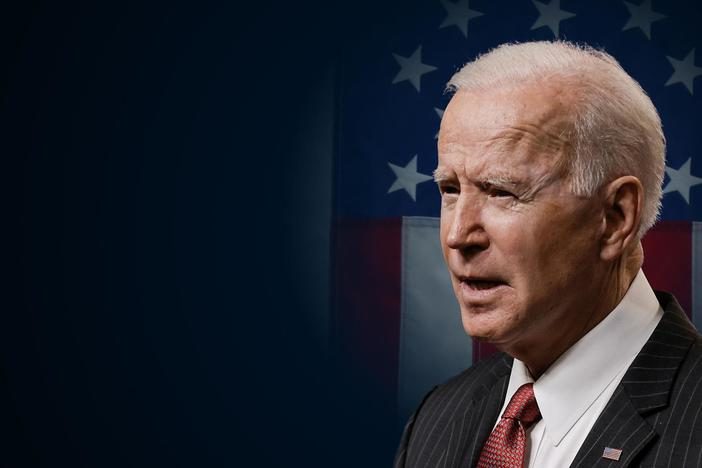 President Joe Biden will address a joint session of Congress for the first time.