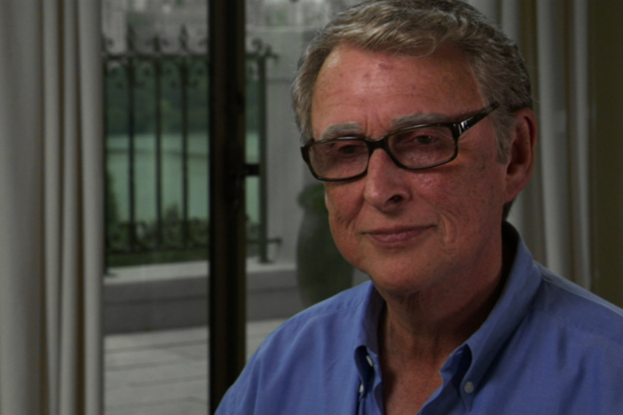 Mike Nichols tells the story of his family's escape from Nazi Germany in 1939.
