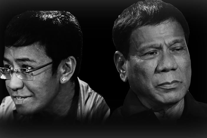 """A Thousand Cuts"" goes inside the war between the Philippine government and the press."