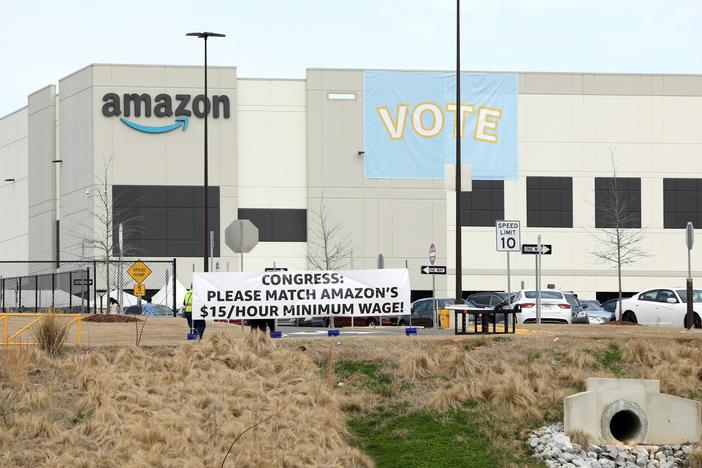 Amazon workers' push to unionize is over for now. Here's what it means for the future