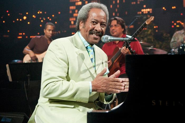 Enjoy an hour with New Orleans soul pioneer Allen Toussaint.