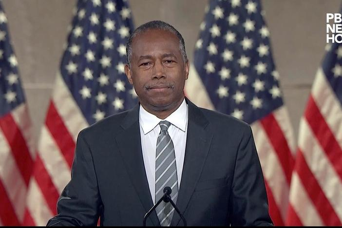 HUD Secretary Ben Carson's full speech at the Republican National Convention