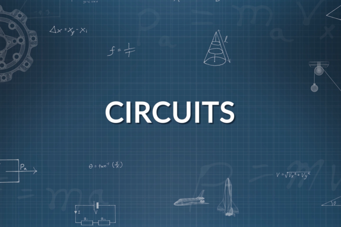 We use a V.I.R. chart to help us solve series, parallel, and complex circuits problems.