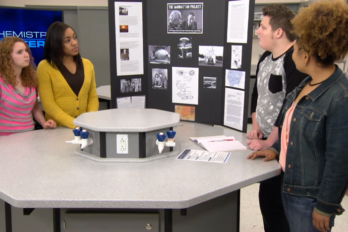 "This segment recaps the Unit 11, ""Nuclear Chemistry."""
