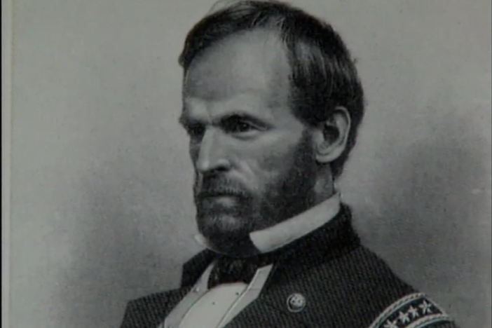 After destroying Atlanta, Gen. Sherman turned his attention to the rest of the state.