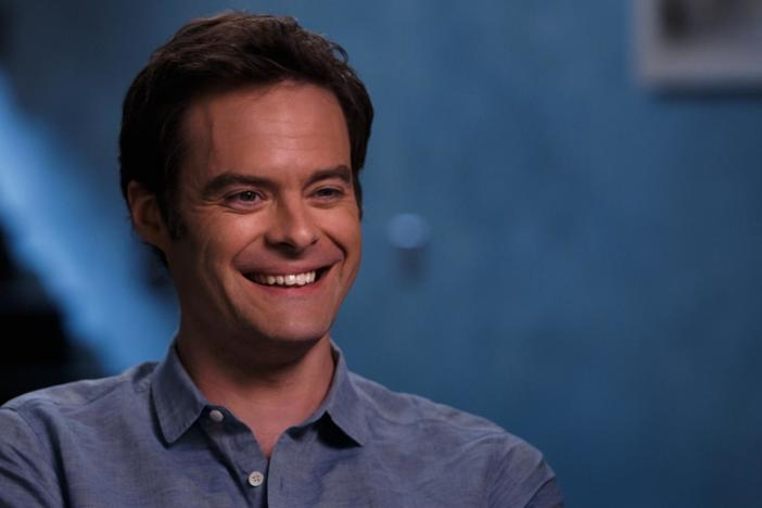 Bill Hader's sixth great-grandfather found in the American Revolution.