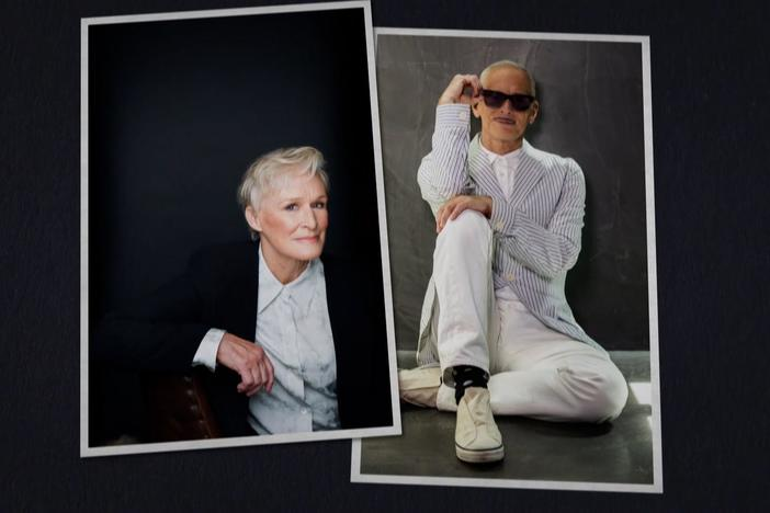 Henry Louis Gates, Jr. discovers the lineages that claim Glenn Close and John Waters.