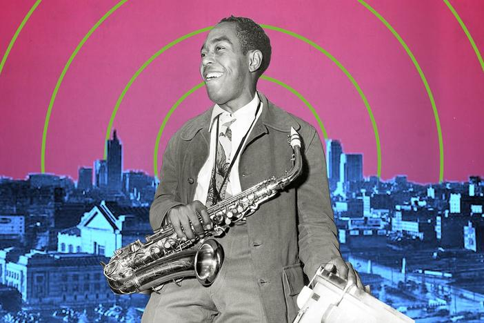 Charlie Parker, a legendary jazz musician, influenced bebop, jazz, and many genres today.