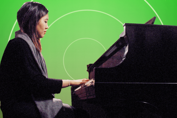 Nahre Sol is known worldwide as a classically trained pianist and composer.