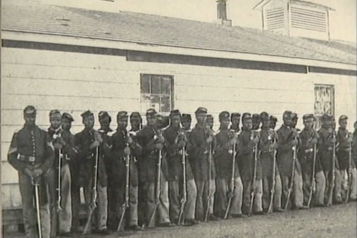 Black Americans had a point to prove, and during the Civil War they did.