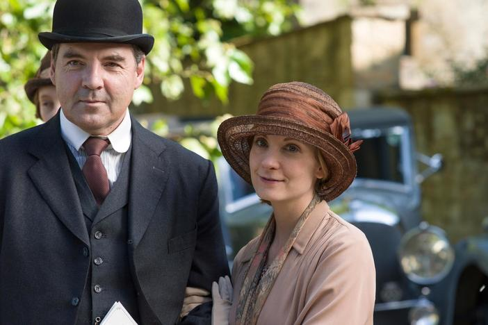 See a preview for the penultimate episode of Downton Abbey, The Final Season.