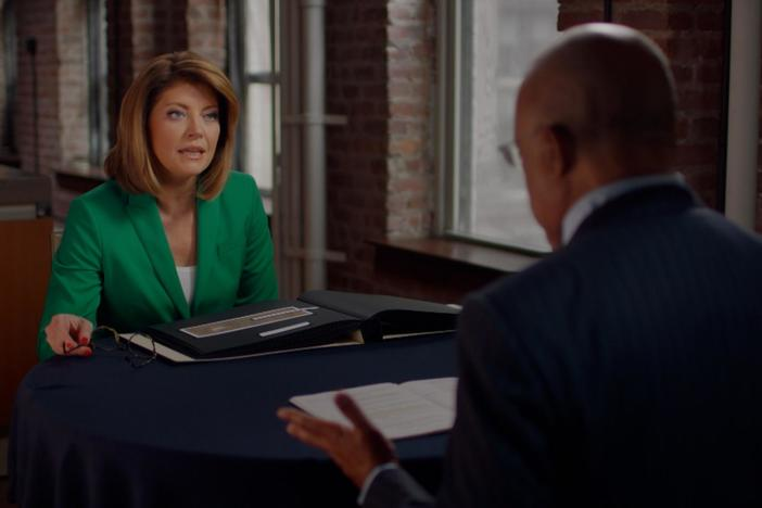 Norah O'Donnell discovers her great grandmother sued an oil company.