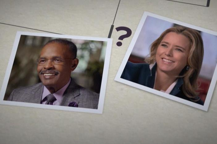 Téa Leoni and Joe Madison discover surprising roots.