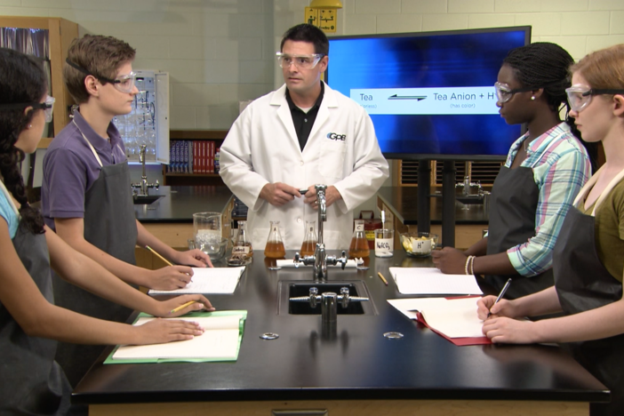 """Chemical Equilibrium"" was the topic of unit 9, which is reviewed in this segment."