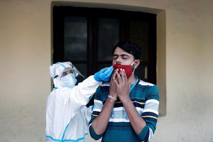Why India's coronavirus numbers probably underestimate the country's outbreak
