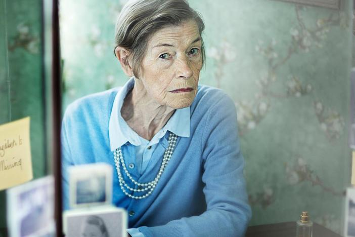 Glenda Jackson stars as Maud, a woman determined to find her missing friend.