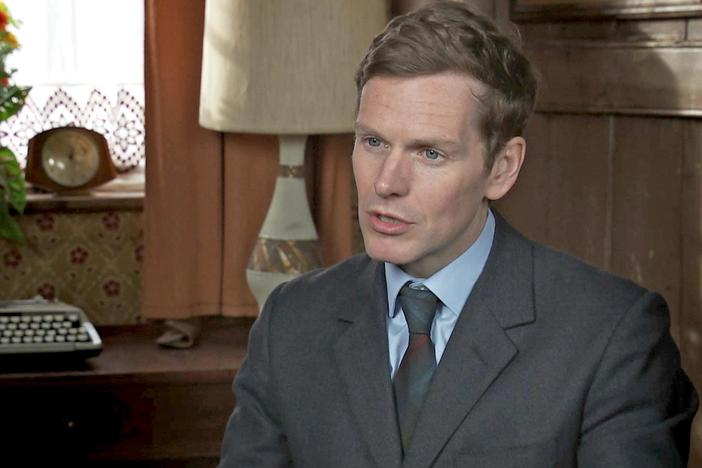 Shaun Evans and his co-stars discuss his experience directing the Season 7 premiere.