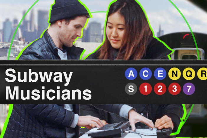 Nahre Sol visits the amazing musicians of the NYC subway to learn about why they busk.