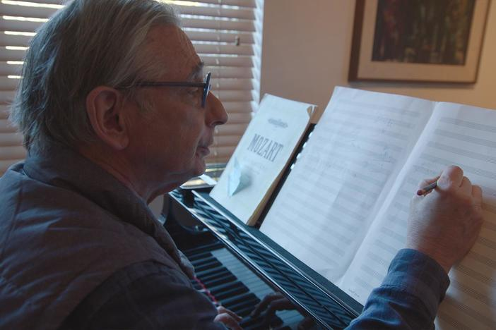 Meet Toodles, the toy behind Michael Tilson Thomas's love of dissonant music.