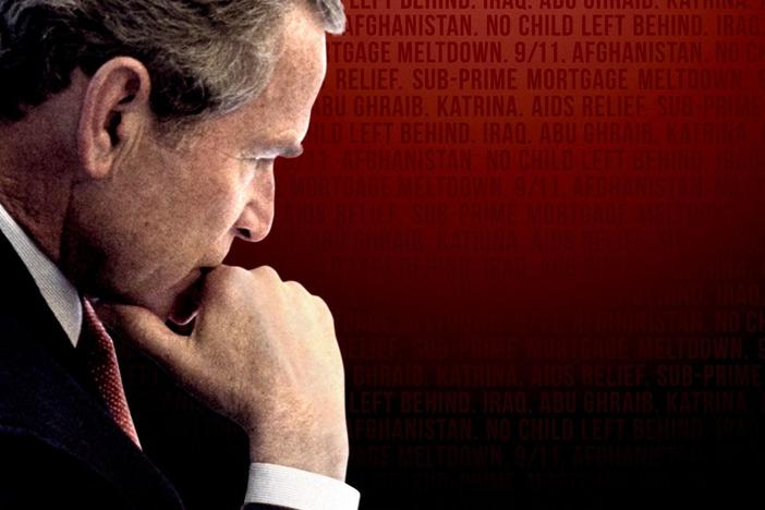 Watch part two of the life and presidency of George W. Bush.