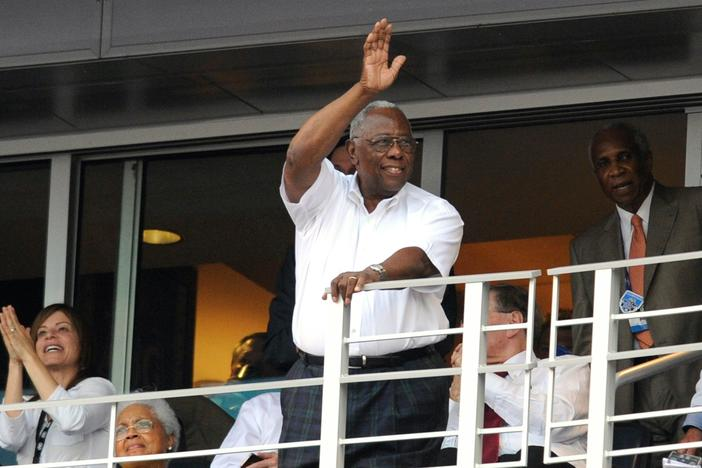 Looking back at the life of baseball legend Hank Aaron