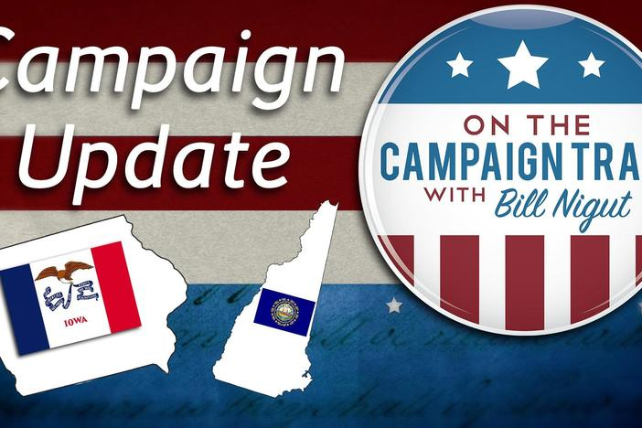 Bill Nigut updates students on how the campaign is unfolding in a Mini-Episode.