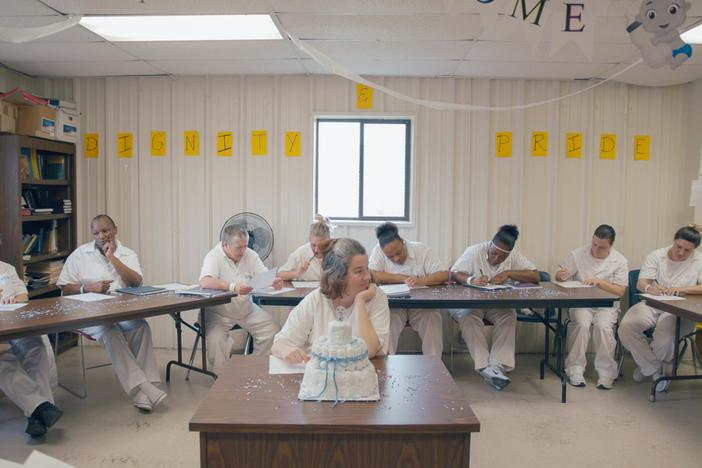 Exploring the Alabama Prison Birth Project at Alabama's women-only Julia Tutwiler Prison.